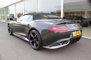 Aston Martin Vanquish S Volante V12 [595] S 2dr Volante Touchtronic image 26 thumbnail