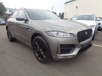 Jaguar F-PACE 2.0d R-Sport AWD Diesel Automatic 5 door Estate (2019)