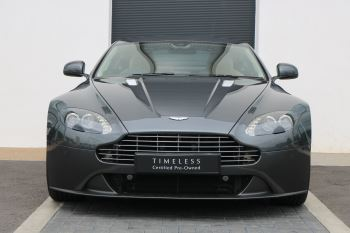Aston Martin V8 Vantage Coupe 2dr Sportshift [420] 4.7 Automatic 3 door Coupe (2016)