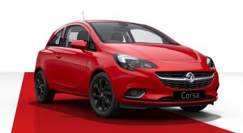 Vauxhall Corsa 1.4 Griffin 3dr - Vauxhall Care Included - PCH thumbnail image