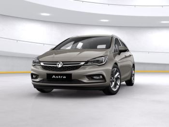 Vauxhall Astra Sports Tourer DESIGN 1.6CDTi 136PS S/S thumbnail image