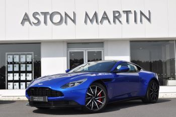 Aston Martin DB11 V12 2dr Touchtronic 5.2 Automatic 3 door Coupe (2017)