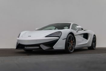 McLaren 570S Coupe V8 2dr SSG Auto Coupe image 8 thumbnail