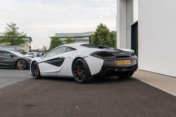 McLaren 570S Coupe V8 2dr SSG Auto Coupe image 11 thumbnail