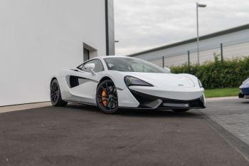 McLaren 570S Coupe V8 2dr SSG Auto Coupe image 49 thumbnail