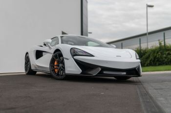 McLaren 570S Coupe Coupe  3.8 Semi-Automatic 2 door (2016)