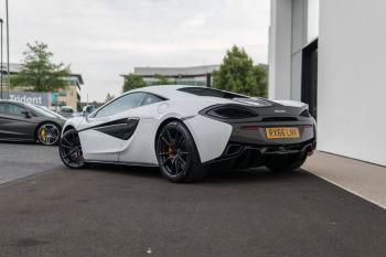 McLaren 570S Coupe V8 2dr SSG Auto Coupe image 52 thumbnail
