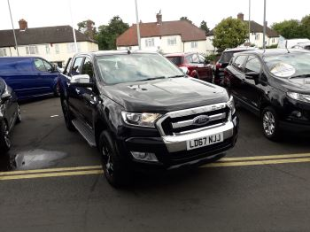 Ford Ranger Limited 2.2 Automatic Euro 6 Diesel 4 door (2017)
