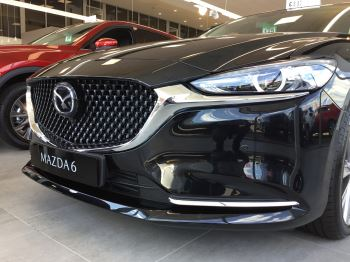 Mazda 6 2.2d [184] Sport Nav+ 5dr WITH MAZDA SAFETY PACK image 3 thumbnail