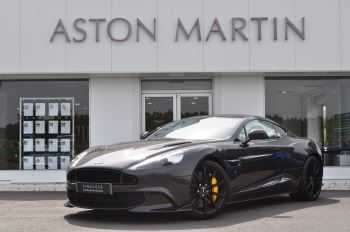Aston Martin Vanquish S V12 [595] S 2+2 2dr Touchtronic Auto 5.9 Automatic 3 door Coupe (2018)