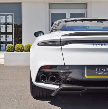 Aston Martin DBS V12 Superleggera 2dr Touchtronic image 51 thumbnail