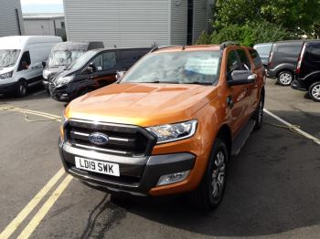 Ford Ranger Wildtrak Automatic Euro 6 Plus VAT 3.2 Diesel 4 door (2019)