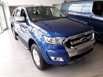 Ford Ranger Limited Automatic Euro 6 3.2 Diesel 4 door (2019)