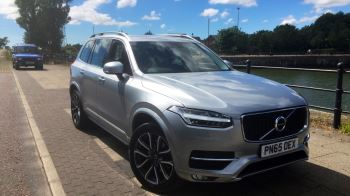 Volvo XC90 2.0 D5 Momentum 5dr AWD Geartronic with Winter and Lighting Packs, SAT NAV, DAB Radio Diesel Automatic 4x4 (2015) image