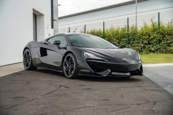 McLaren 570GT Coupe  3.8 2 door (2018)