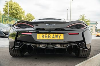 McLaren 570GT V8 2dr SSG Auto Coupe image 3 thumbnail