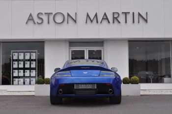 Aston Martin V8 Vantage S Coupe S 2dr Sportshift image 6 thumbnail