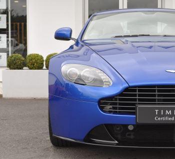 Aston Martin V8 Vantage S Coupe S 2dr Sportshift image 14 thumbnail