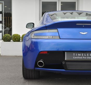 Aston Martin V8 Vantage S Coupe S 2dr Sportshift image 15 thumbnail