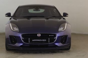 Jaguar F-TYPE Coupe 3.0 Supercharged V6 R-Dynamic 2dr Automatic Coupe (2019)