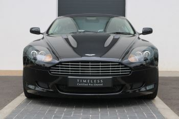 Aston Martin DB9 V12 2dr Touchtronic [470] 5.9 Automatic Coupe (2009)