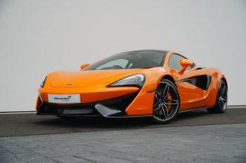 McLaren 570GT V8 2dr SSG Auto Coupe 3.8 Semi-Automatic (2017)