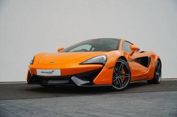 McLaren 570GT V8 2dr SSG Auto Coupe image 20 thumbnail