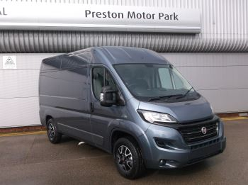 Fiat Ducato MWB HR 2.3 140 TECNICO ALLOYS CLR CODED LED  AIRCON NAV CRUISE REV S CALL VAN SALES 07825 670994 Diesel 5 door (2020) image