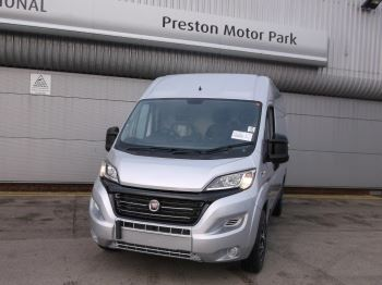 Fiat Ducato MWB HR 2.3 140 TECNICO ALLOYS CLR CODED LED  AIRCON NAV CRUISE REV SENSORS  Diesel 5 door (2020) image