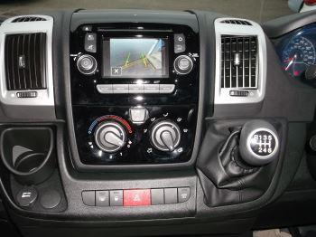 Fiat Ducato MWB HR 2.3 160 SPORTIVO ALLOYS CLR CODED LED  AIRCON NAV CRUISE REV SENSORS CAMERA image 10 thumbnail