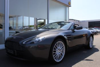 Aston Martin V8 Vantage Roadster 2dr [420] image 7 thumbnail