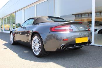 Aston Martin V8 Vantage Roadster 2dr [420] image 19 thumbnail
