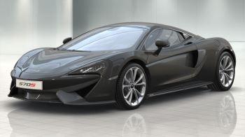McLaren 570S Coupe V8 2dr Ssg Auto thumbnail image