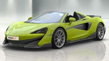 McLaren 600LT Spider V8 2dr Ssg Auto thumbnail image