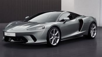 McLaren GT Coupe V8 Ssg Auto thumbnail image