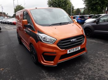 Ford Transit Custom 280 L1 Motion R 130PS Euro 6 Diesel 5 door (2019)