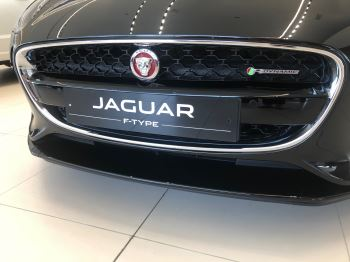 Jaguar F-TYPE 3.0 [380] Supercharged V6 R-Dynamic AWD image 8 thumbnail