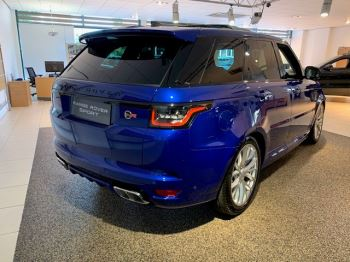 Land Rover Range Rover Sport 5.0 V8 S/C 575 SVR - Sliding Panoramic Roof - Privacy Glass - Head Up Display -  image 4 thumbnail