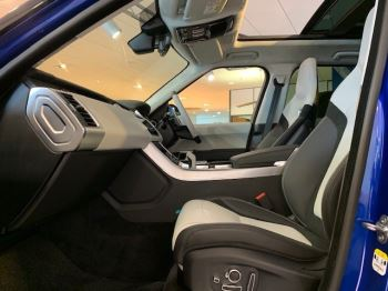 Land Rover Range Rover Sport 5.0 V8 S/C 575 SVR - Sliding Panoramic Roof - Privacy Glass - Head Up Display -  image 6 thumbnail