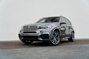 BMW X5 XDRIVE40D M SPORT AUTO 7 SEATS 2993.0 Diesel Automatic 5 door 4x4 (2017)
