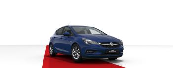 Vauxhall Astra DESIGN 1.4i 125PS Turbo thumbnail image
