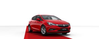 Vauxhall Astra SRI NAV 1.4i 150PS Turbo thumbnail image
