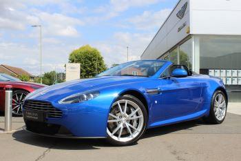 Aston Martin V8 Vantage Roadster 2dr Sportshift [420] 4.7 Automatic Roadster (2015)