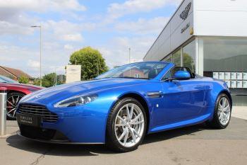 Aston Martin V8 Vantage Roadster 2dr Sportshift [420] image 3 thumbnail
