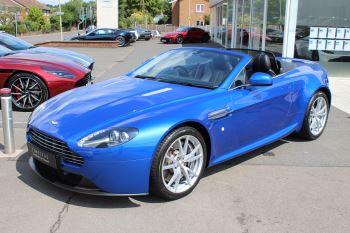 Aston Martin V8 Vantage Roadster 2dr Sportshift [420] image 4 thumbnail
