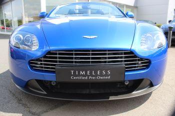 Aston Martin V8 Vantage Roadster 2dr Sportshift [420] image 5 thumbnail