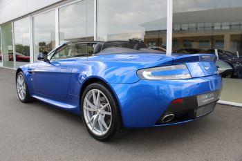 Aston Martin V8 Vantage Roadster 2dr Sportshift [420] image 23 thumbnail
