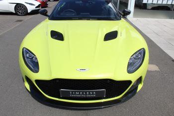 Aston Martin DBS V12 Superleggera 2dr Touchtronic image 8 thumbnail