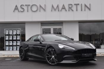 Aston Martin Vanquish V12 2+2 2dr Touchtronic 5.9 Automatic Coupe (2014)