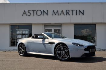 Aston Martin V8 Vantage S Roadster S 2dr Sportshift 4.7 Automatic Roadster (2017)